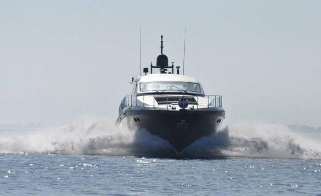 аренда яхты leopard 23