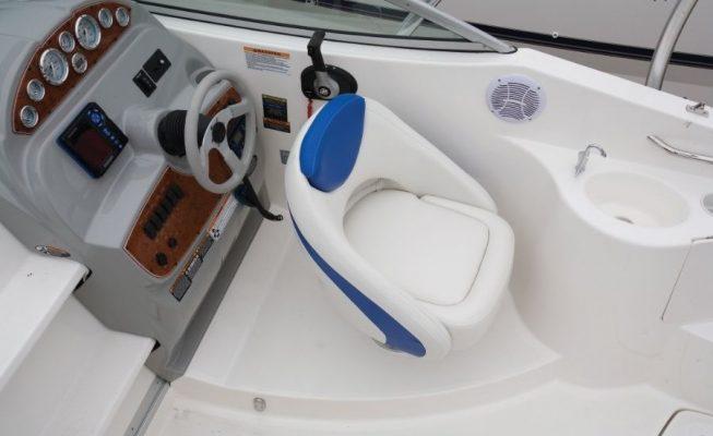 аренда катера bayliner 245