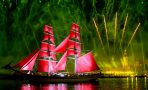 аренда катера на алые паруса
