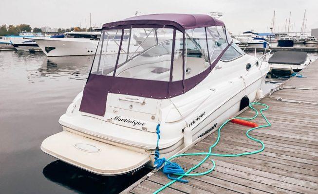 аренда катера wellcraft