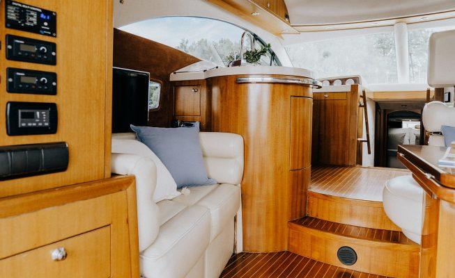 аренда яхты galeon 440