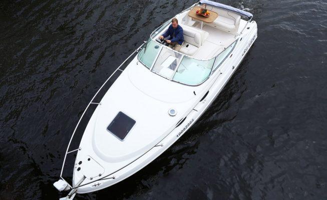 аренда катера chaparral 240
