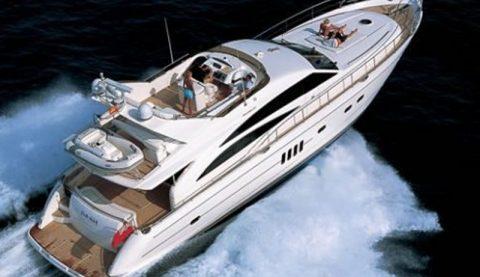 Аренда яхты Princess 65