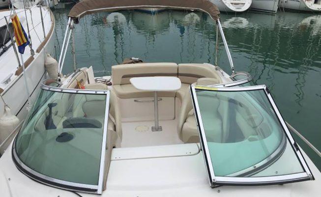 аренда катера chaparral 235