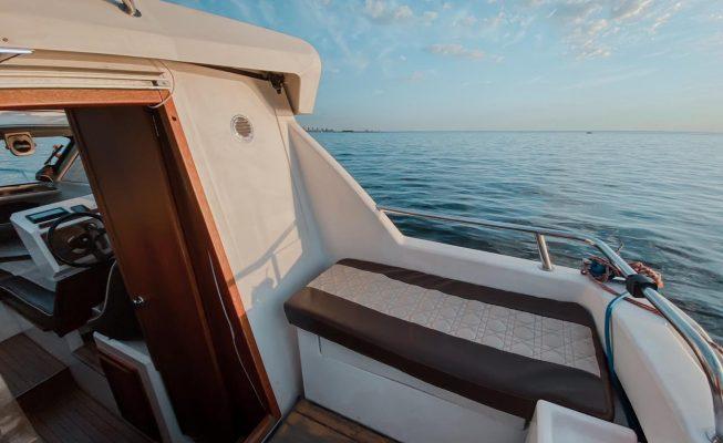 аренда катера marino rocca