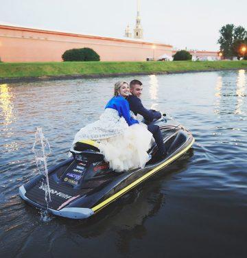 аренда катера спб