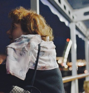 ночная экскурсия по неве