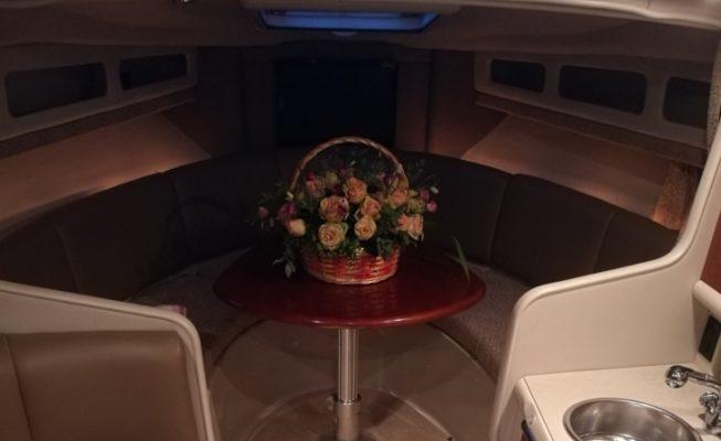 аренда катера chaparral 280