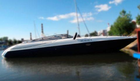 аренда яхты sunseeker superhawk 48