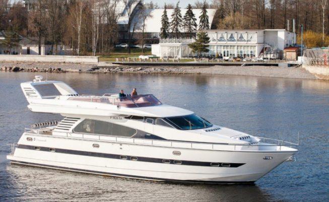 аренда яхты elegance 65