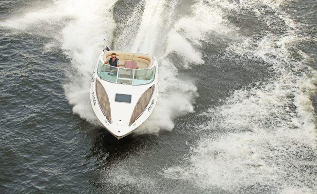 аренда катера chaparral 265
