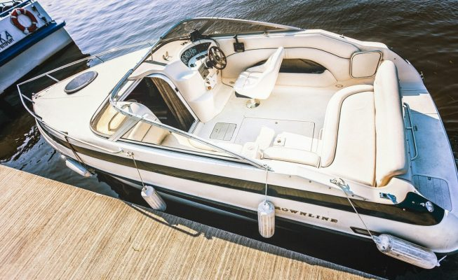 аренда катера crownline 230