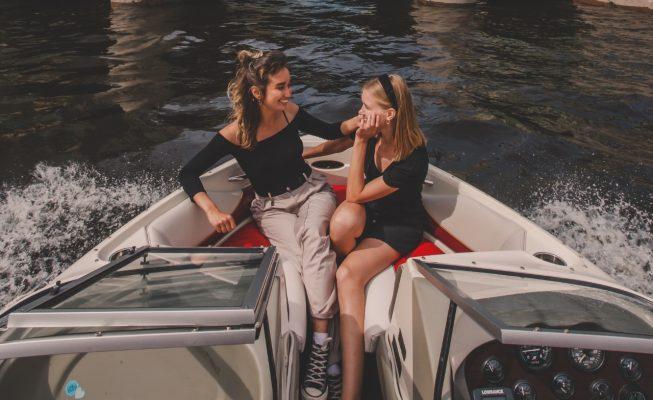 аренда катера maxum