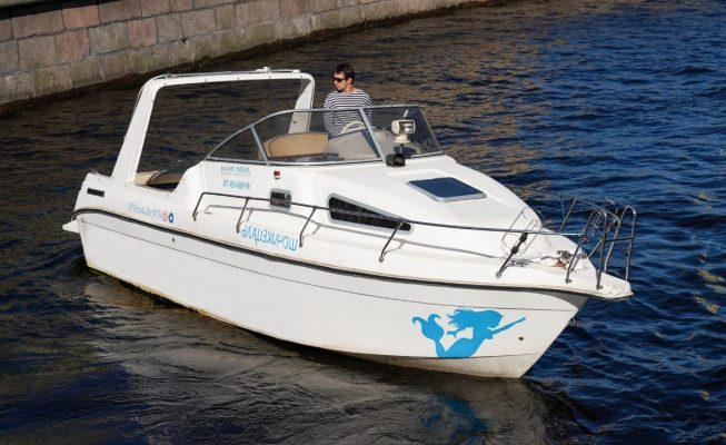 аренда катера сорокос