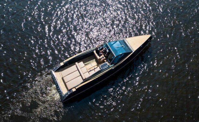 аренда катера velvette