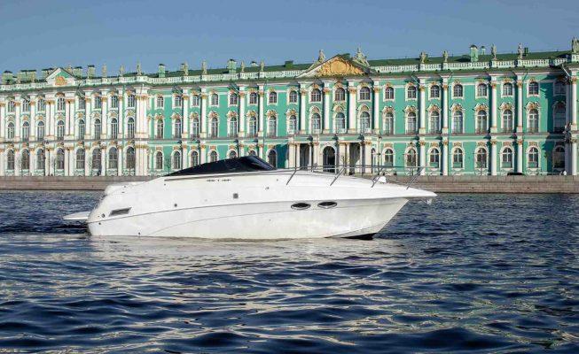 аренда катера каталина