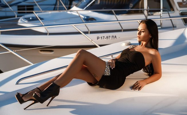 фотосессия на яхте спб