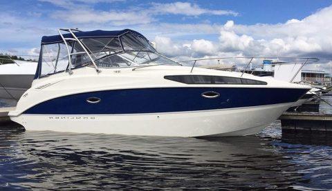 аренда катера bayliner 265