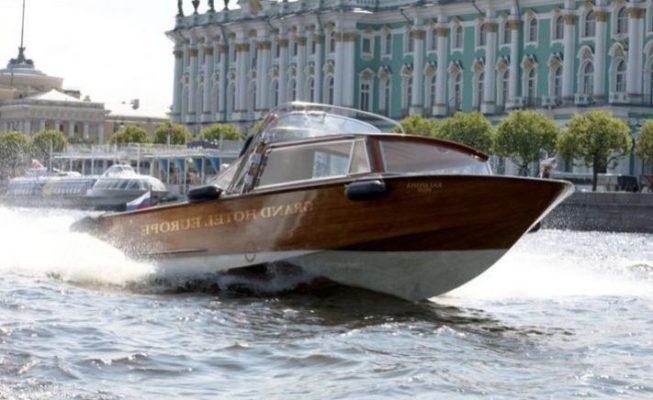 аренда катера катарина