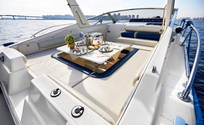 аренда катера fiart 32